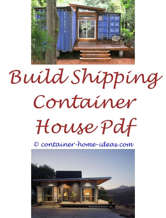 Simple Container House Storage containers Sea containers and
