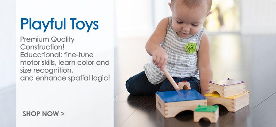P Kolino Product Line P Kolino Playfully Smart Kids