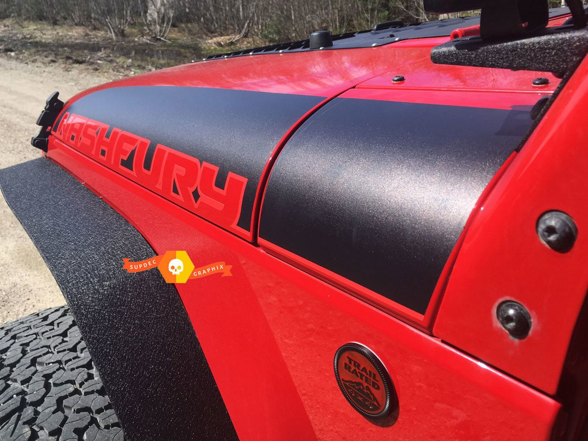 Product 2 jeep wrangler jk unlimited rubicon recon decal sticker