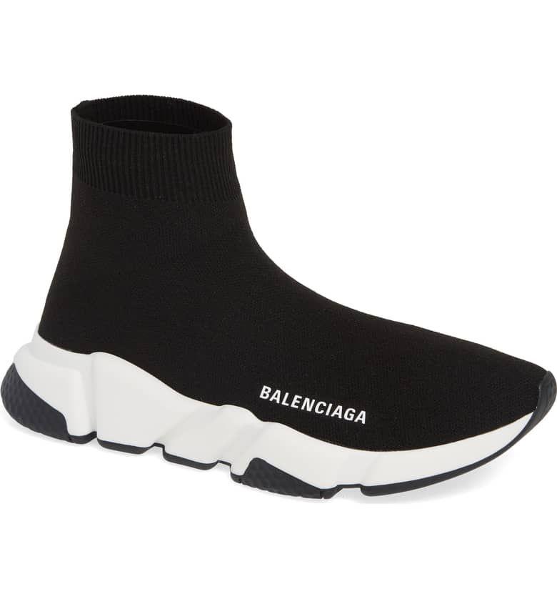 Balenciaga Speed Knit Sneaker (Women