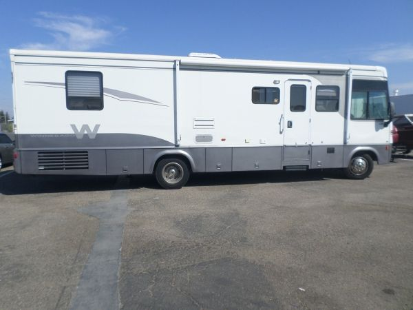 2001 Winnebago Adventurer Class A Motorhome Rv For Sale Used Rv