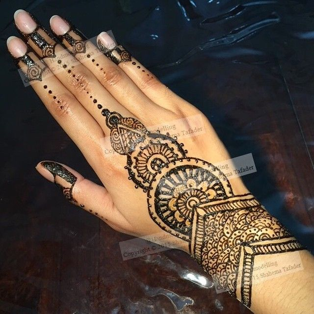 Mandala design by Shahema. YouTube Channel: Hand Modelling with ...