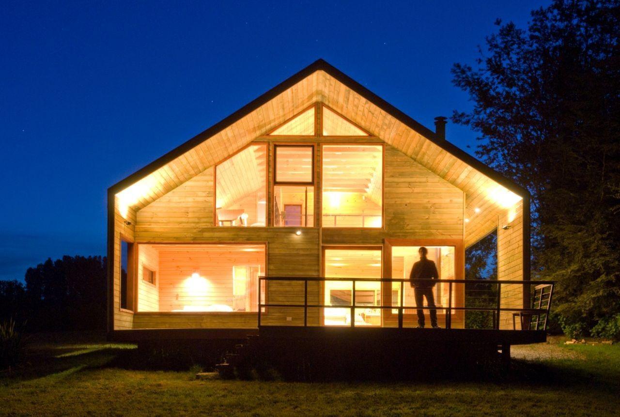 Kleines haus außendesign gallery of bascuñan house  matías silva aldunate architect
