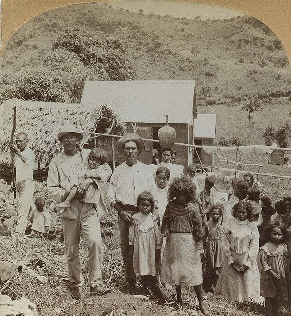 Among The Carib Sufferers Fast Decaying Race Of Indies St Vincent British West