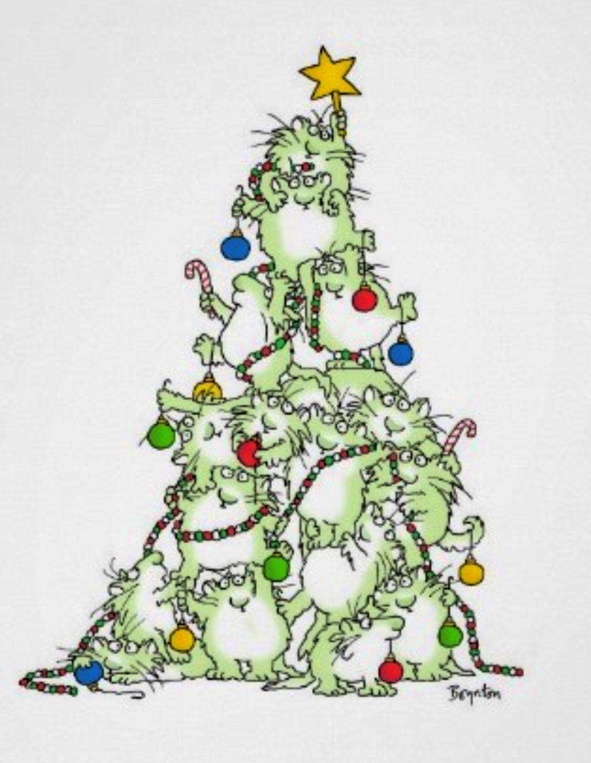 kitty tree (sandra boynton) Boynton Illustrations