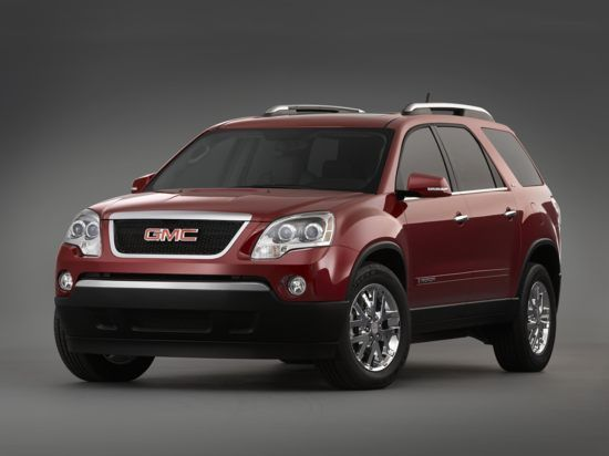 2005 2007 Midsize Gm Suvs Recalled Suv Gmc Luxury Cars