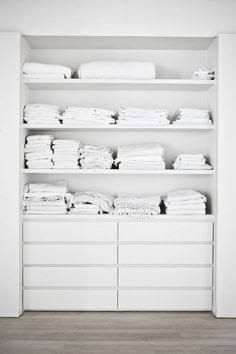 Image Result For Built In Linen Cupboard Ideas