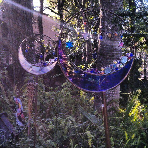 Dreamy Bohemian Garden Spaces