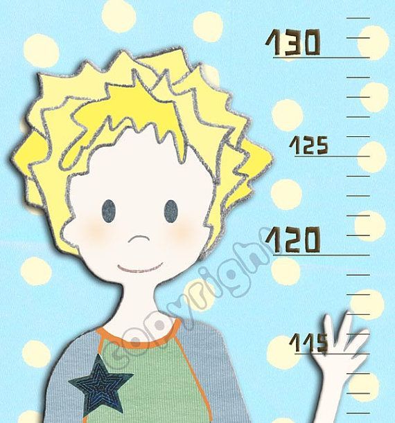 Toddler Boys Growth Chart Personalized Pale Blue Polka by RotemZ - boys growth chart
