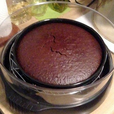 Cake Chocolate Miracle Whip By Blueschmoo Key Ingredient With