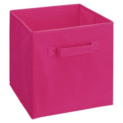 Closetmaid Cubeicals How Sturdy Are These Fabric Drawers Fabric Storage Fabric Storage Bins