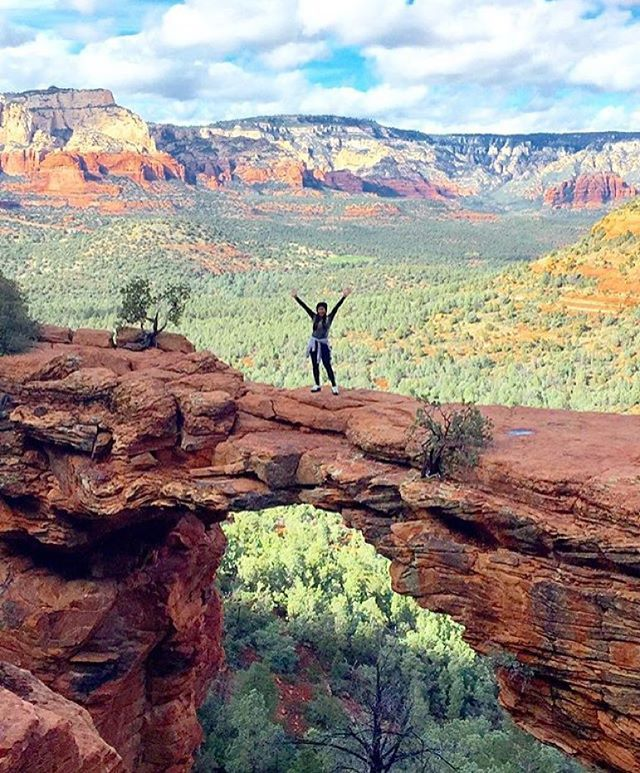 Starting the week off on top. #Sedona is the perfect addition to a #Vegas vacation ... and cure to a Vegas hangover. by @sisterhoodtravelingpanties. Thanks for sharing by using #travelzoo.