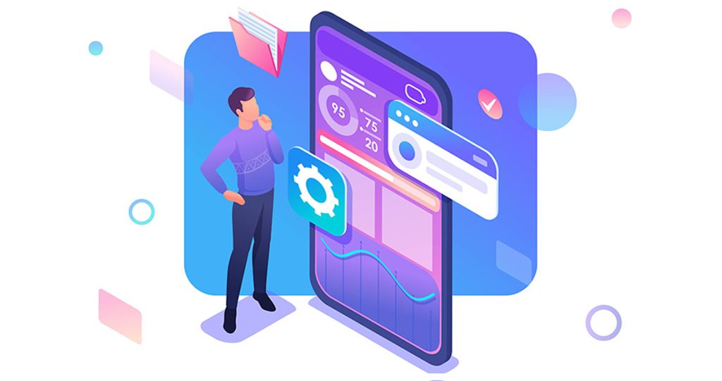 Things To Consider Before Developing An Ios App Concept Web Design Thinking Mobile Application