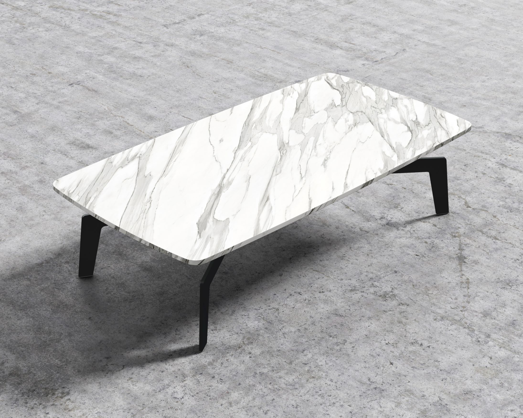 Evelyn coffee table rectangular rove concepts rove