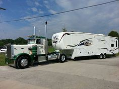 Peterbilt And 5th Wheel Rv X002483500 Springfield Il