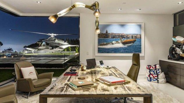 90fe8f22318 A casa mais cara à venda nos EUA custa 235 milhões e inclui carros de luxo  e helicóptero — idealista/news