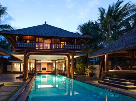 The Legian Bali A Top Bali Luxury Resort Beach House With
