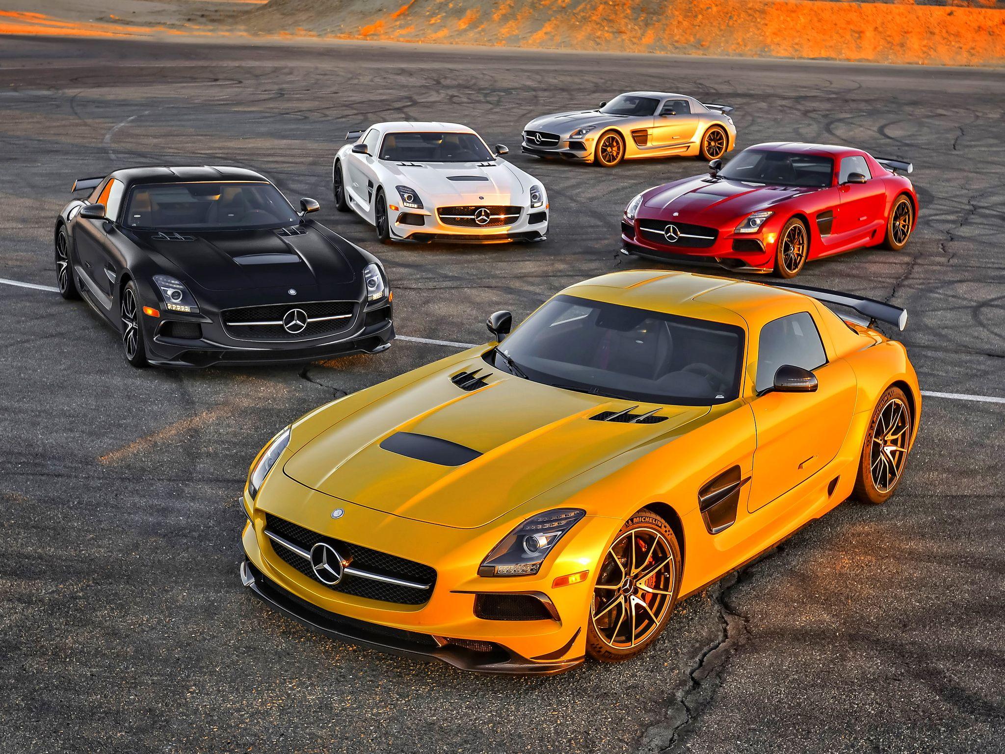 Mercedes Benz Sls 63 Amg Black Series C197 Mercedes Benz Sls
