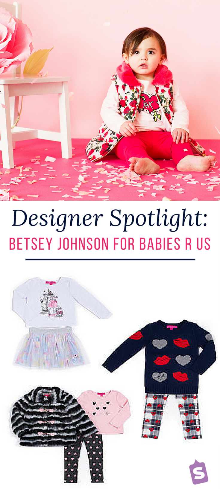 Babies R Us Baby Girl Clothes : babies, clothes, Betsey, Johnson, Launches, Toddler, Babies, Shopswell, Products,, Toddler,