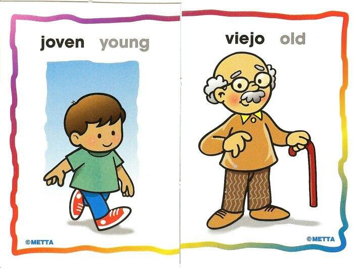 acortar joven viejo