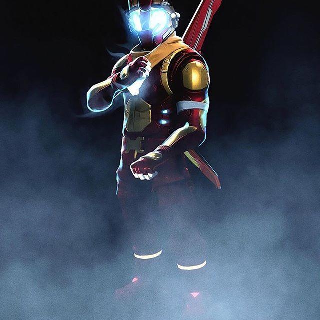 Fortnite Marvel Character Mashups Artist Real Anupam Tag A