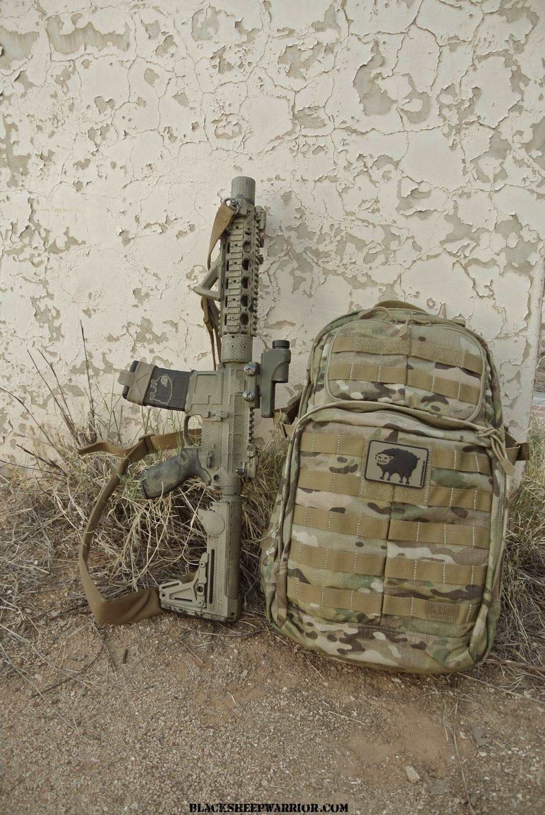 922c77b558 United Tactical Bags 5.11 Tactical Rush 24 Backpack Giveaway!
