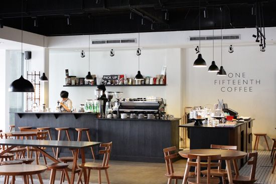 One fifteenth coffee jakarta cafe and restaurant for Kitchen set jakarta