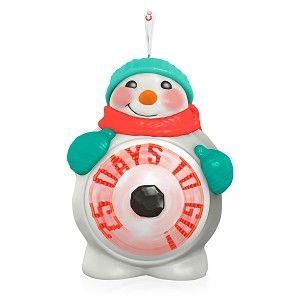 2015 Countdown to Christmas Hallmark Keepsake Ornament ...