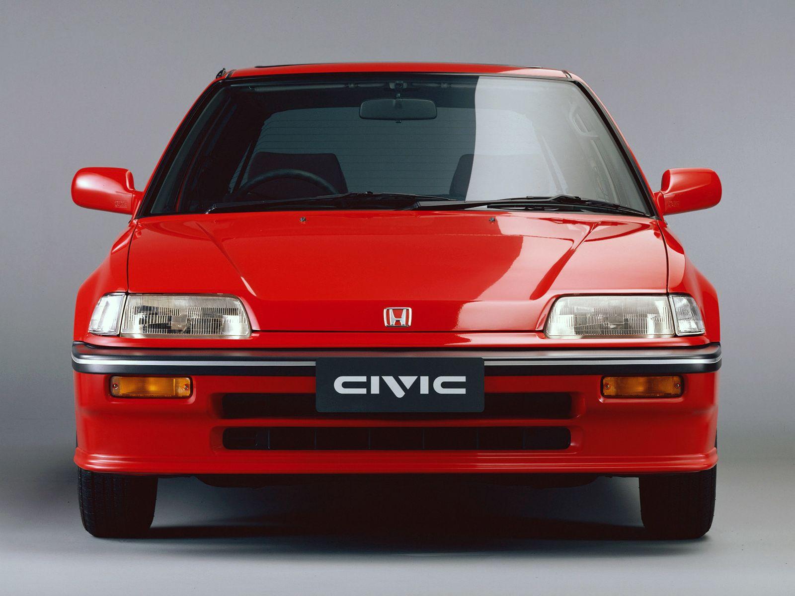 Base Honda Civic 4gen Honda Civic Hatchback Honda Civic Hatchback