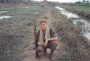 Quote: During this operation the Golden Dragons were searching for elements of the 2d GO MON Bn, MR IV, along the east-west canals of the Saigon River south of Phu Cuong. The operation was launched by 8 series of airmobile combat assaults to search and destroy VC forces and installations. Approximately 500 meters from the landing zone, Company A came upon a recently occupied and well-fortified base camp complex consisting of more than 200 well-camouflaged bunkers and command posts. In…