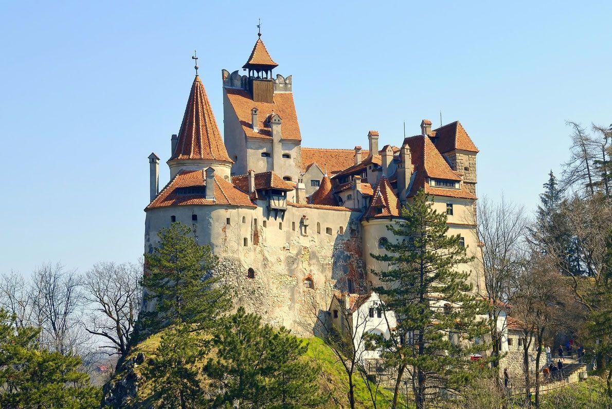 Bran Castle Draculas Castle Best Castles In Europe Favorite - Best castles in europe