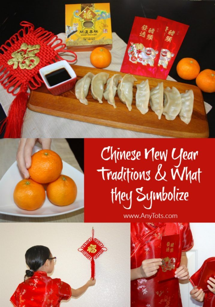 Chinese New Year Traditions and What they Symbolize - Any Tots