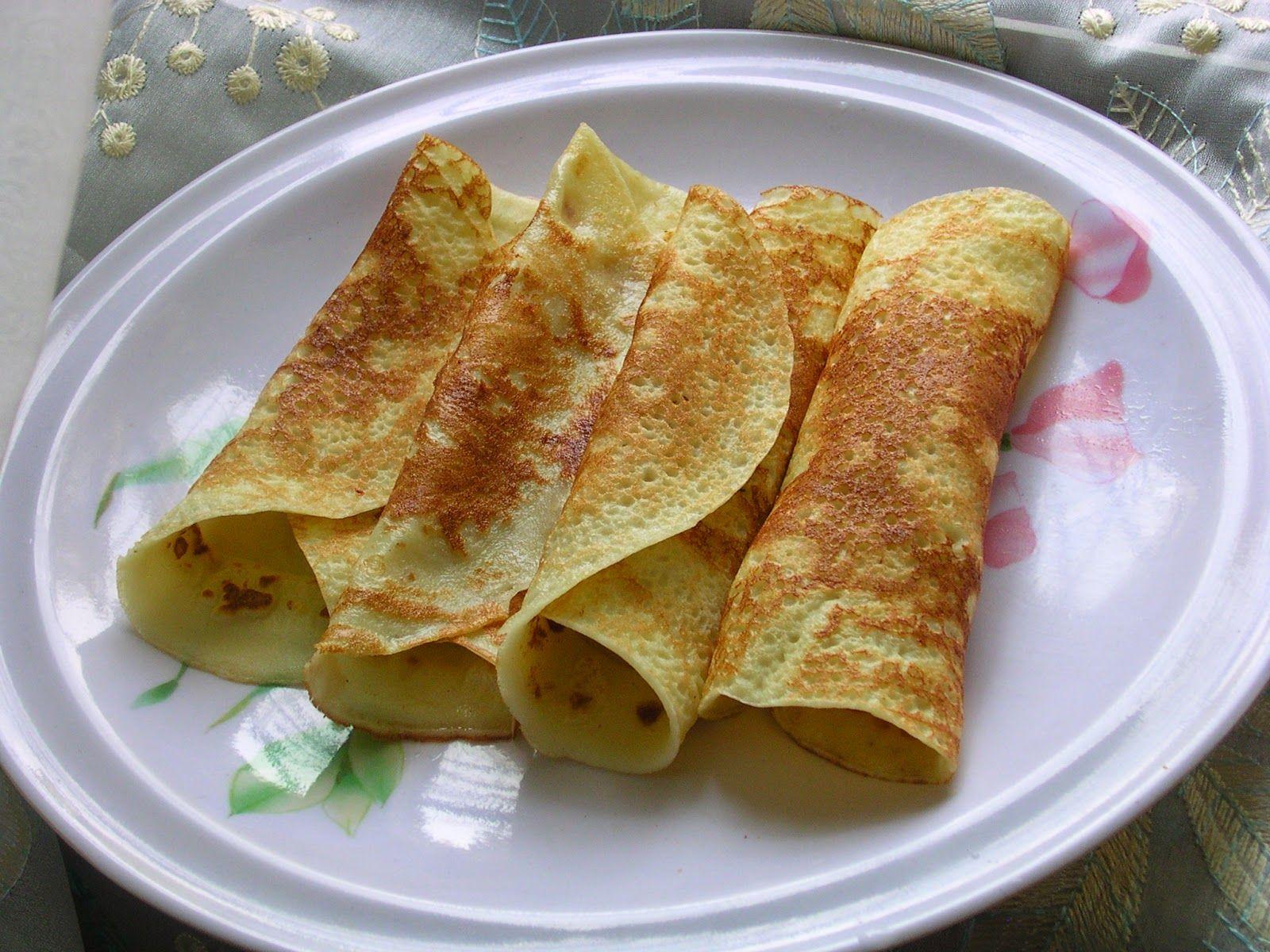 Enriching your kid!: Rice Pancakes. (Shrove Tuesday Pancakes)
