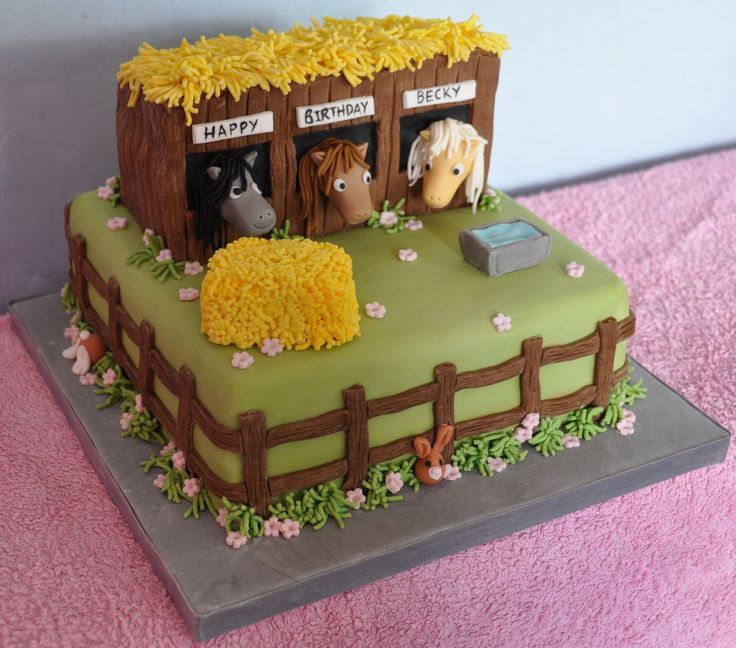 Image Result For Horse Cake Annies Th Birthday Pinterest - Horse themed birthday cakes