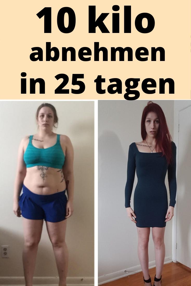 Wie man in einem Monat Gewicht verliert 10 Kilo ist was in Pfund