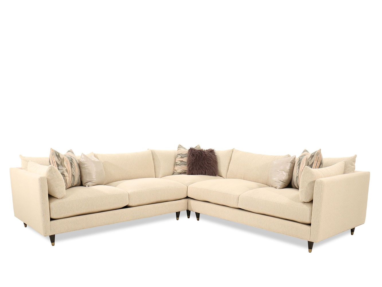 JLO 277/3PCSECT   Jonathan Louis Clarice Sectional | Mathis Brothers  Furniture | Home Stuff | Pinterest | Brothers Furniture, Living Rooms And  Sectional ...