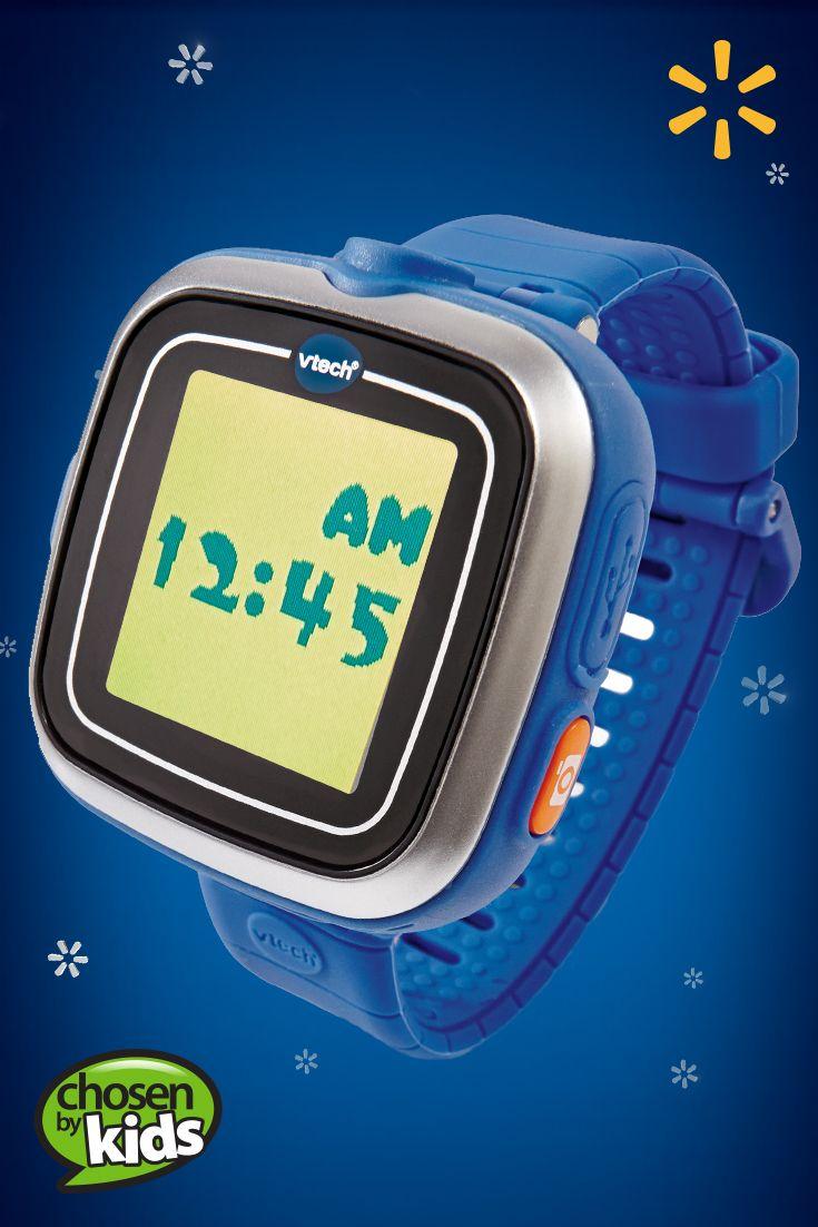 Kidizoom Smartwatch   Walmart—Just for kids, it takes
