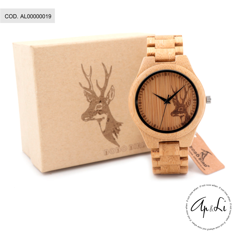 Luxury Bobo Bird Handmade Full Bamboo Watch This Handmade Bamboo Watch Is The Proper Watch You Need If You Want To Go Out With Bamboo Watch Handmade Luxury