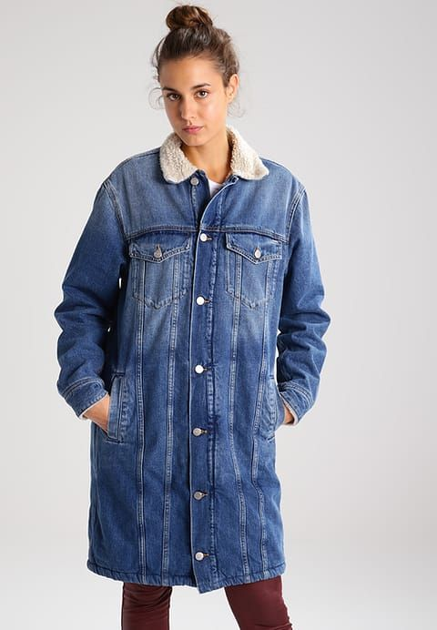 Pepe jeans trend mantel