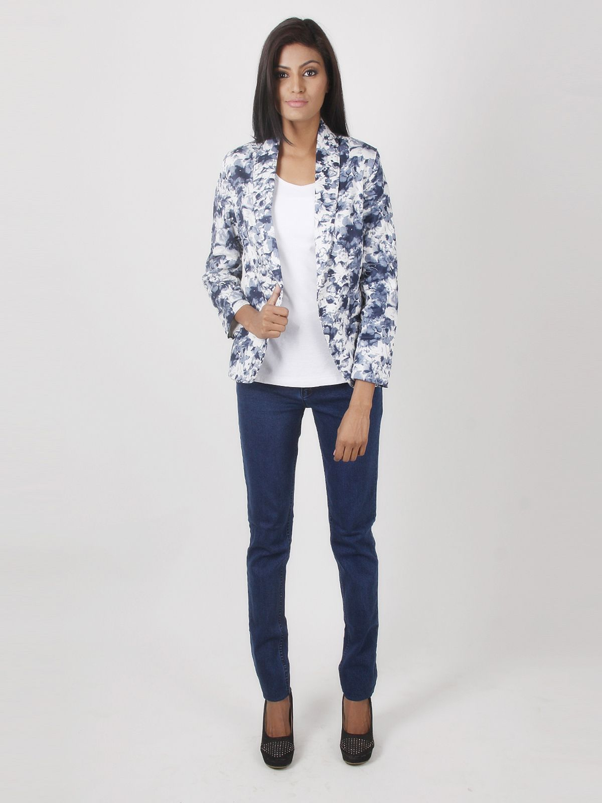 casual jackets for search pantsuit