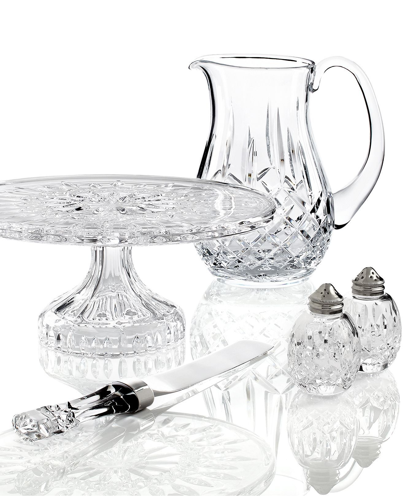 Wedding Gift Registry Ireland: Waterford Serveware, Lismore Collection