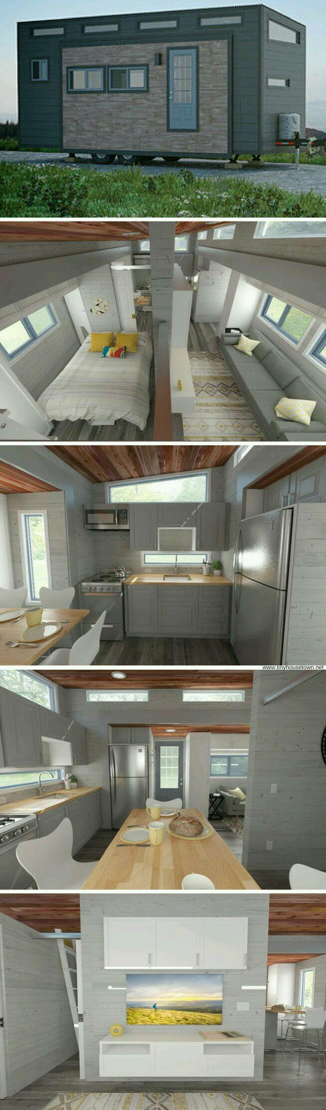 Zero Squared Calgary Dream House In 2019 Tiny House