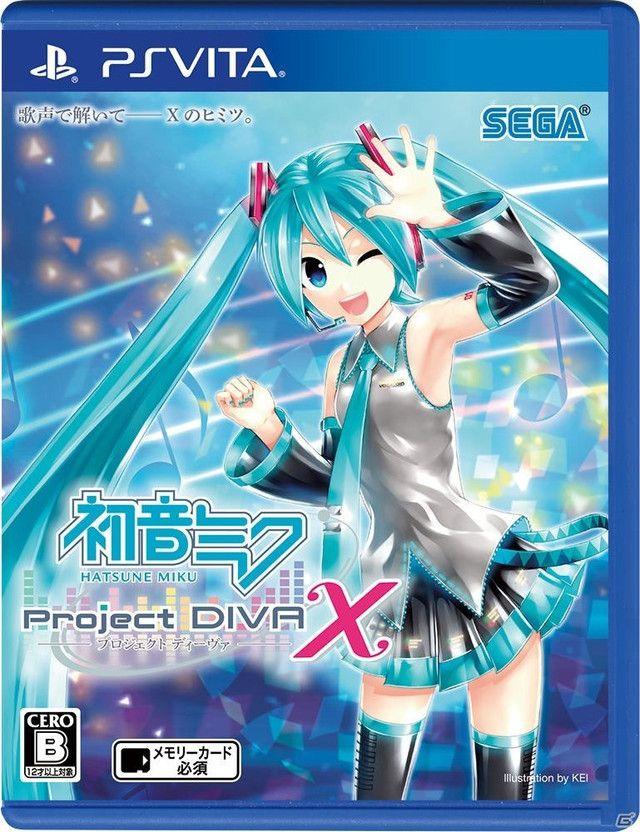 Hatsune Miku Project Diva X Une Nouvelle Bande Annonce Hatsune Miku Hatsune Miku Project Diva Miku