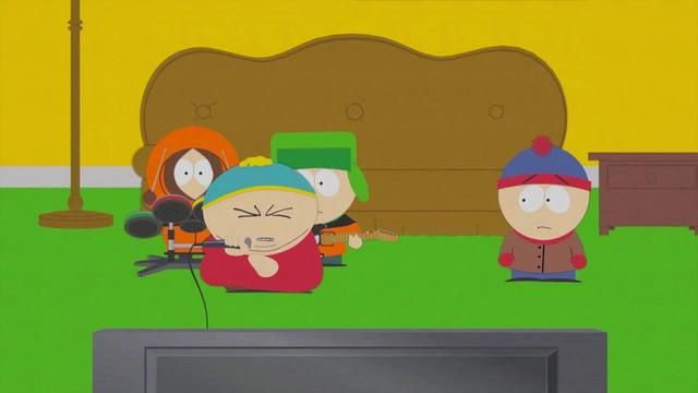 South park cartman sings poker face how to play russian roulette with shots