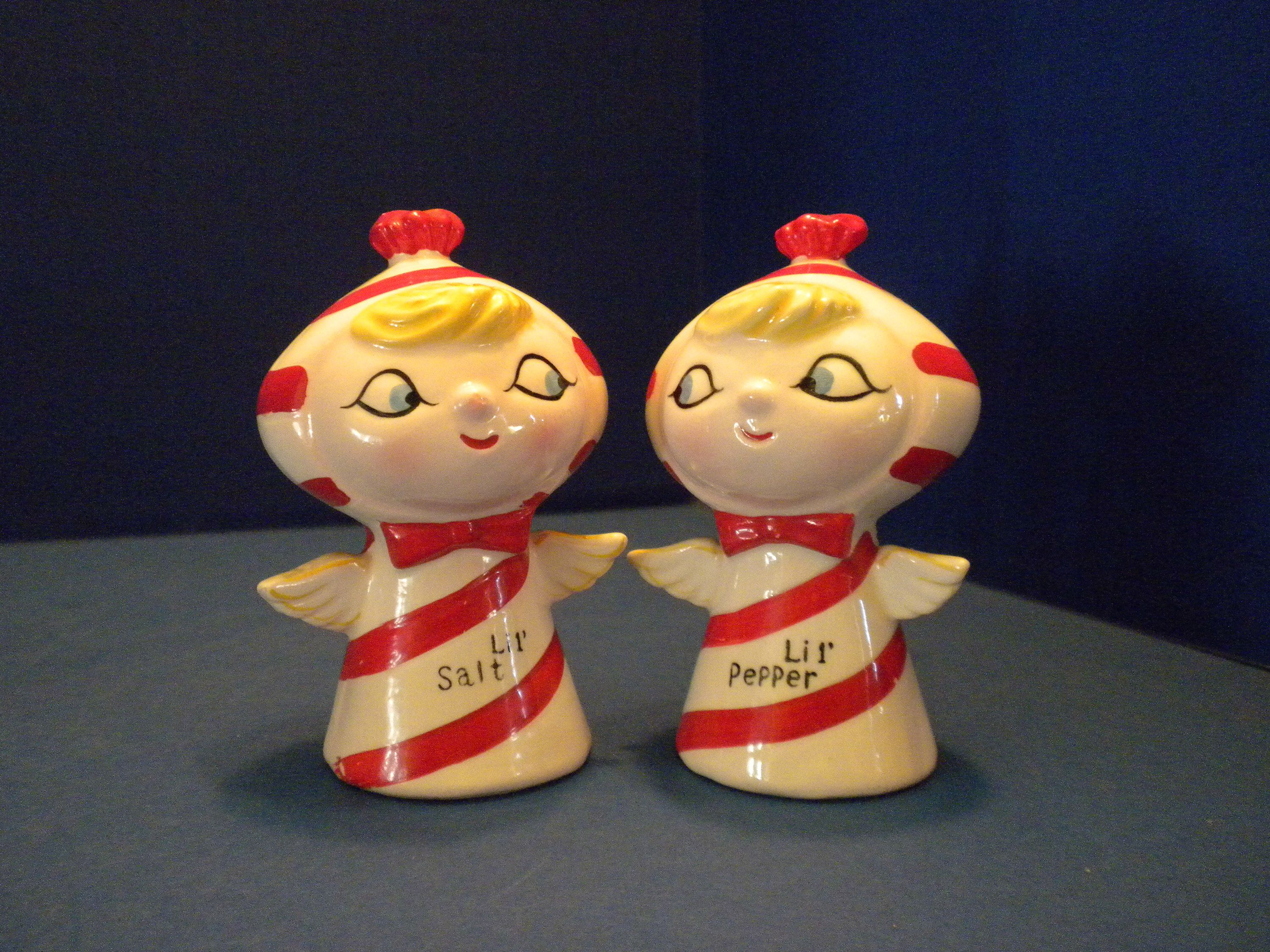 Special Custom Christmas Duo Candy Cane & Lil Holly