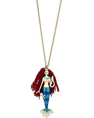 Betsey Johnson Necklace - Legends are the stuff dreams are made of