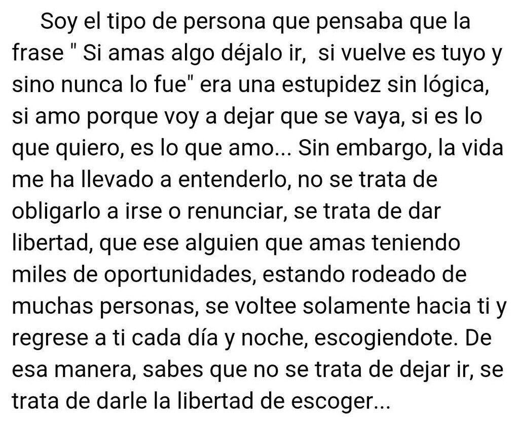 Por: K. Báez  Y a veces no nos vamos porque no nos importa es porque nos damos cuenta que a la otra persona no le importa.