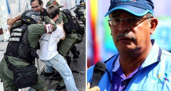 ¿ESTO ES UN CHISTE? García Carneiro: Hoy tenemos una Fuerza Armada comprometida con el pueblo