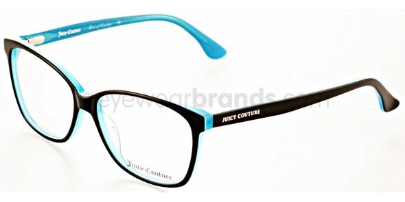 a658465f589f Juicy Couture Smart JDM BLACK BLUE Juicy Couture Glasses ...