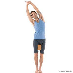 16 sidebending poses to prep for pranayama  standing yoga